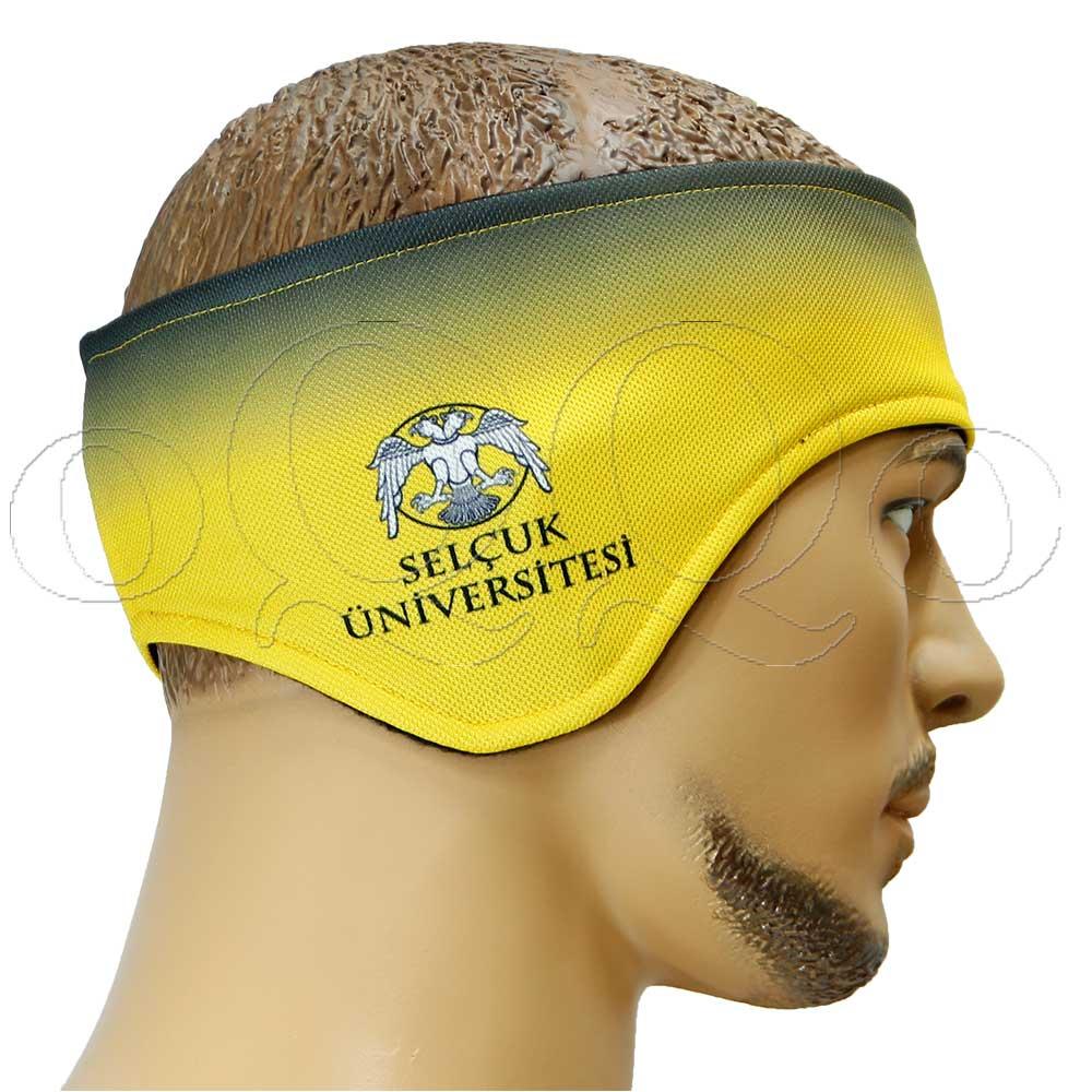 Kulaklıklı Saç Bandı